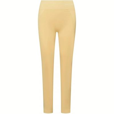 Gai+Lisva Shanti Leggings Light Mustard